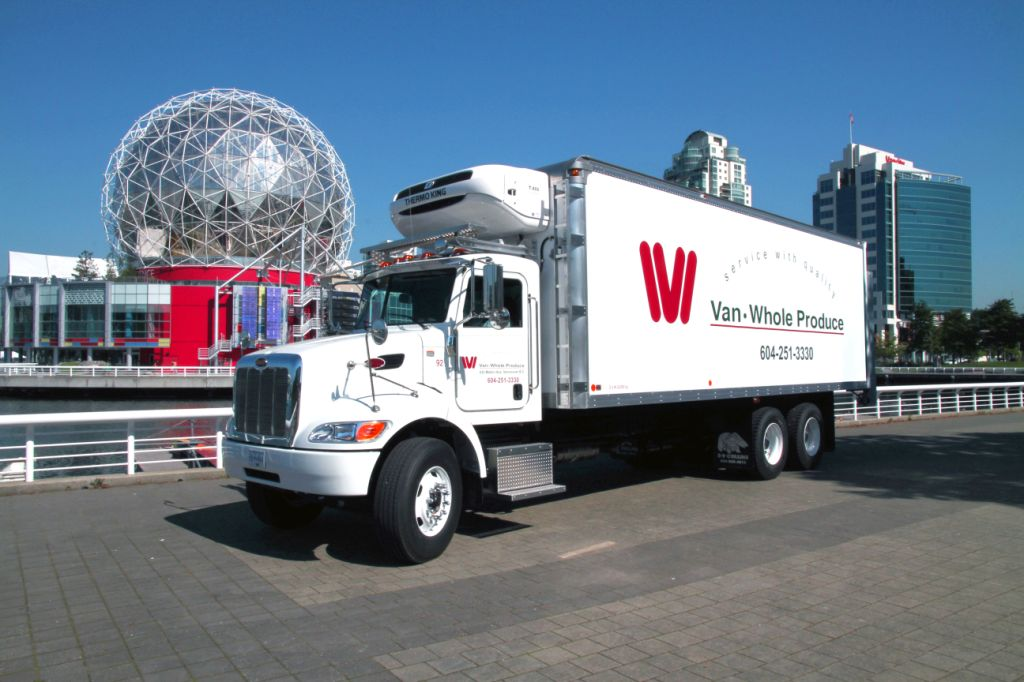 Van-Whole Produce Company