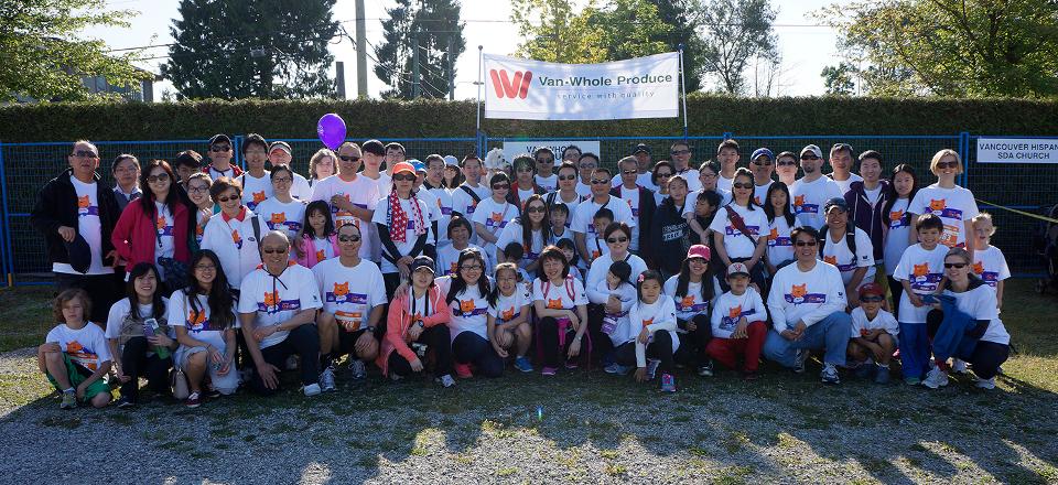 RUN FOR THE KIDS - B.C. Children Hospital Foundation